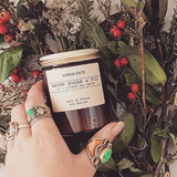 Amberjack Brown Sugar and Fig Soy Candle
