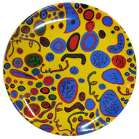 Yayoi Kusama Love Was Infinitely Shining Ceramic Plate