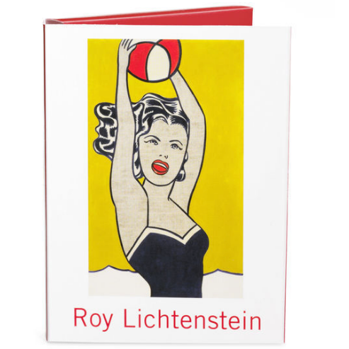 MoMA Design Store Roy Lichtenstein Note Card Box Front