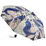 MoMA Design Store Roy Lichtenstein Drowning Girl Collapsible Umbrella