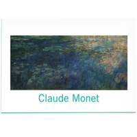 MoMA Design Store Claude Monet Note Card Box Front