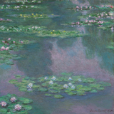 Monet Water Lilies Notecard Folio | Pomegranate
