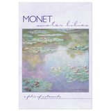 Pomegranate Monet Water Lilies Notecard Folio