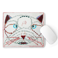 Louise Bourgeois Champfleurette #2 Mouse Pad with Mouse