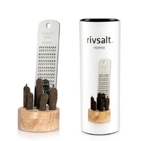 Natural Java Long Peppers with Grater | Rivsalt