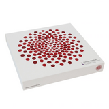 Louise Bourgeois Red Dot Bone China Plate Gift Box