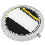 MoMA Design Store Roy Lichtenstein Pocket Mirror Closed