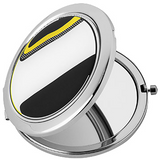 MoMA Design Store Roy Lichtenstein Pocket Mirror Open
