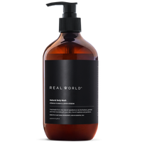 Real World Kowhai Flower & Lemon Verbena Body Wash