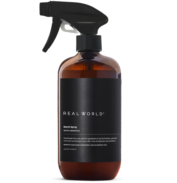 Real World White Grapefruit Natural Bench Spray 500ml
