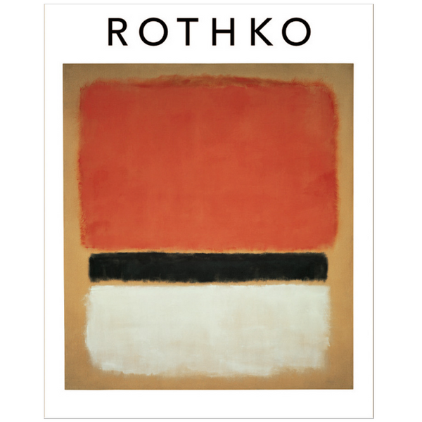 Pomegranate Rothko Boxed Notecards Giftbox