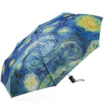 MoMA Design Store Vincent Van Gogh The Starry Night Collapsible Umbrella