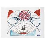 Louise Bourgeois Champfleurette #2 Tea Towel