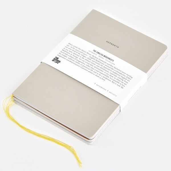 English Modernist Notebooks | The School Of Life