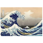Hokusai The Great Wave off Kanagawa Lens Cloth