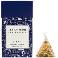Steam - Liquorice & Calendula | Tier for Teens