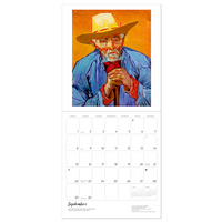Pomegranate Vincent Van Gogh 2019 Wall Calendar Inside