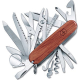 Victorinox Swisschamp Pocket Knife open