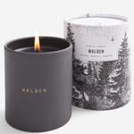 The School of Life Walden Utopia Scented Candle in Ceramic Jar