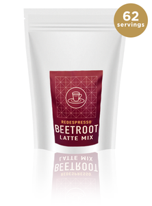 Red Espresso - Superfood Beetroot Latte Mix - Red Espresso USA