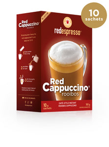 Red Espresso - Rooibos Red Cappuccino Mix - Red Espresso USA