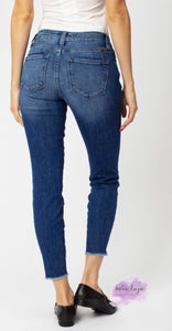Gemma Mid Rise Skinny Ankle Pant