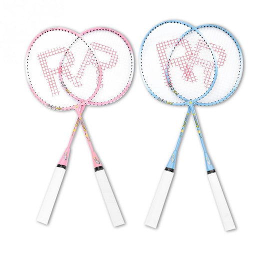 Kids Racket - Lucky Bear Badminton Racket