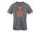Men's Badminton T-Shirt - Li-Ning - Grey - ATSN425-1