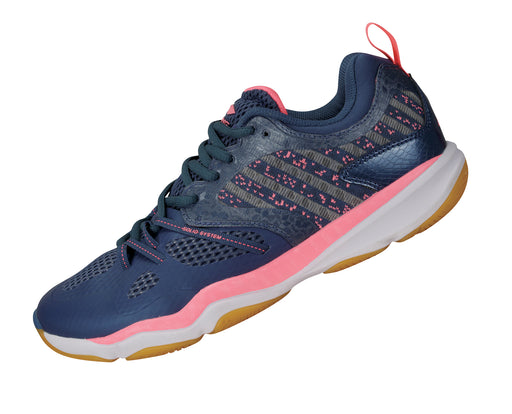 Women's Badminton Shoes - AYTM074-3 - Blue & Pink