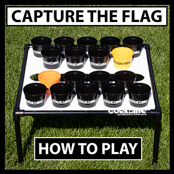 Capture The Flag - The Corkaine Game