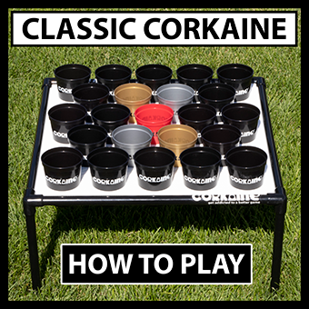 Classic Corkaine - The Corkaine Game