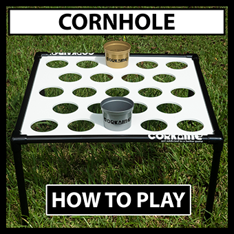 Cornhole - The Corkaine Game