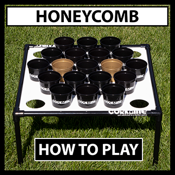 Honeycomb - The Corkaine Game