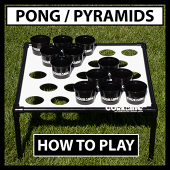 Pong / Pyramids - The Corkaine Game