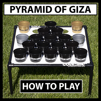Pyramid of Giza - The Corkaine Game