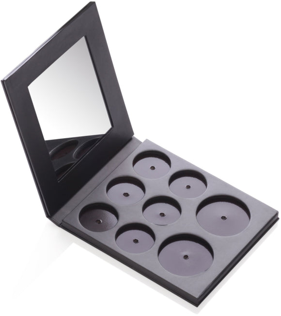 8-Hole Eye/Cheek Color Empty Palette