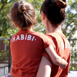 HABIBI means MY LOVE Mini T-shirt