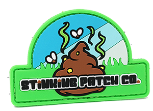 Stinking Patch Co. - Tactical and Pop Culture Inspired PVC Patches