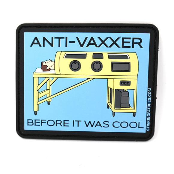 Anti-Vaxxer Morale Patch