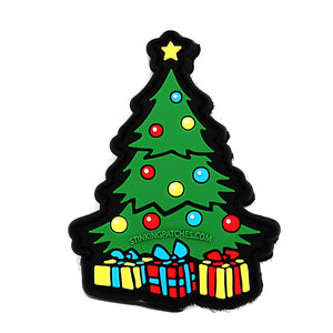 Christmas Tree Morale Patch