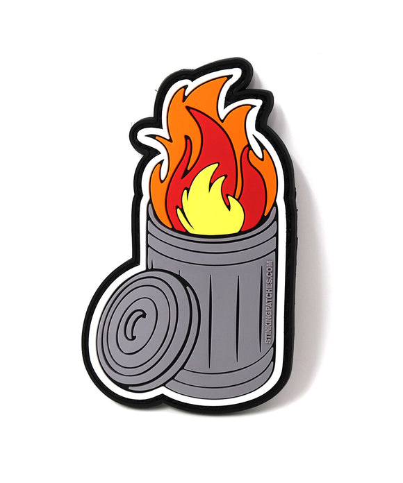 Hot Garbage Morale Patch