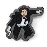 Hans Gruber Morale Patch