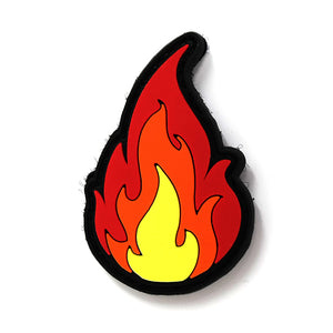 Flame Morale Patch