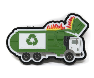 Garbage Truck Morale Patch