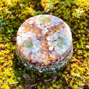 What Exactly Is Orgonite?