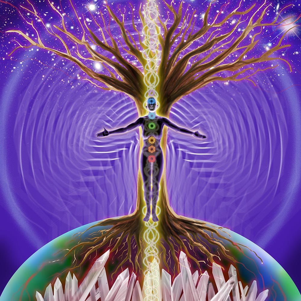 Quantum Energy Healing Session