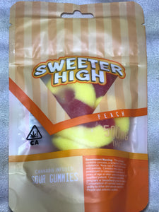 Peach Rings by Sweeter High