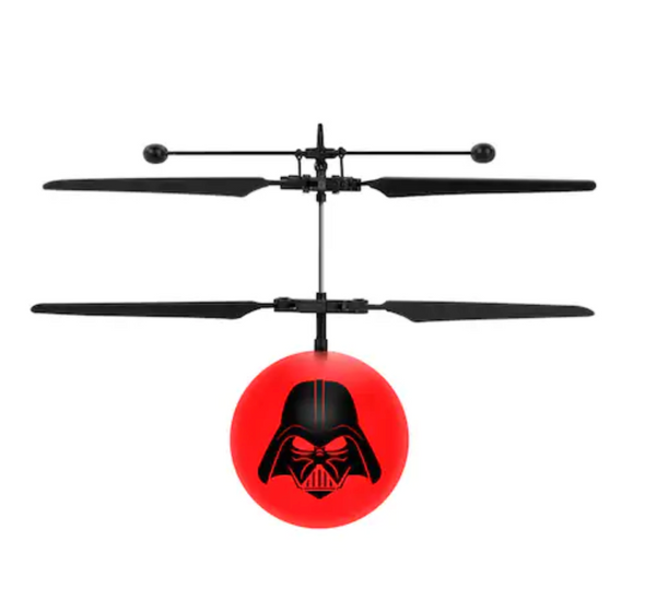 Star Wars Darth Vader IR UFO Ball Helicopter