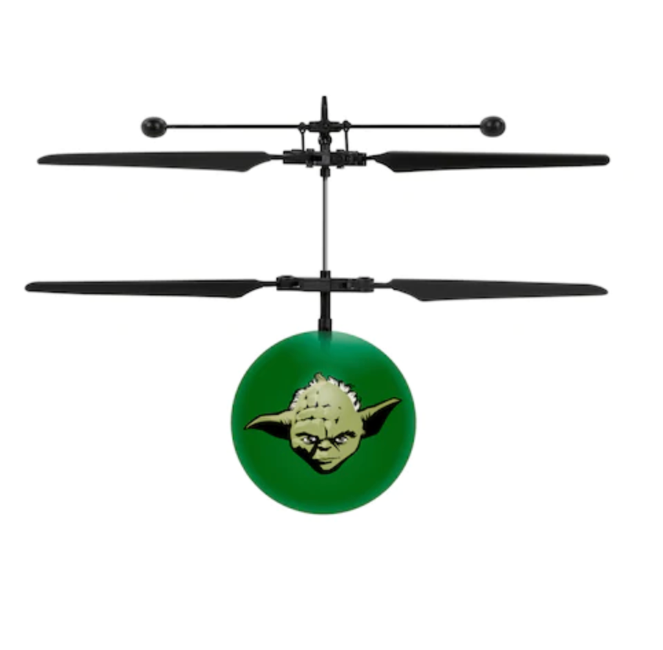 Star Wars Yoda IR UFO Ball Helicopter
