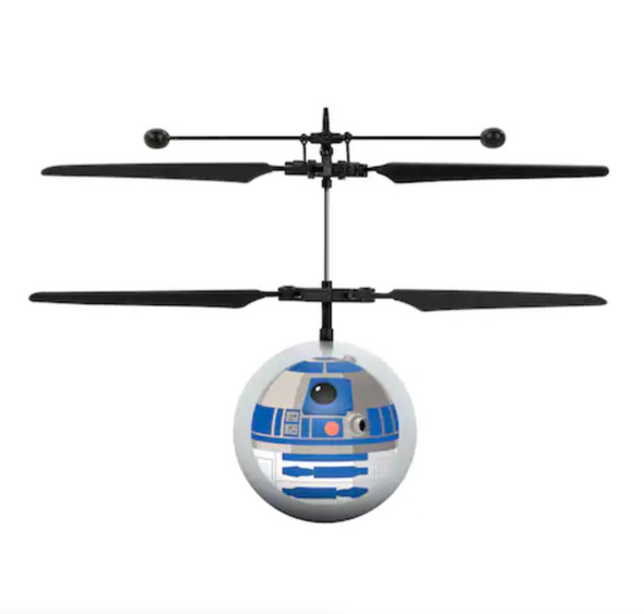 Star Wars R2D2 IR UFO Ball Helicopter